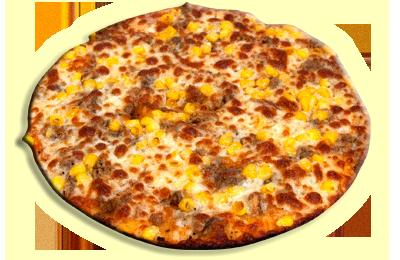 пица-риба-тон