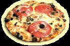 пица-маската