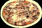 пица-с-шунка
