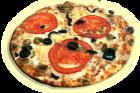 пица-със-сирене