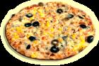 пица-принцеса